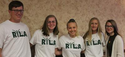 RYLA Students