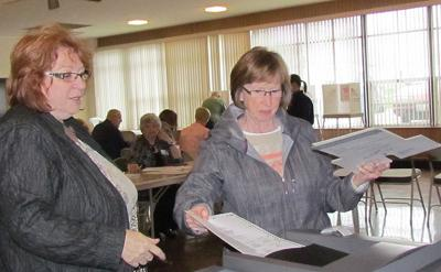 Hancock County votes in April election