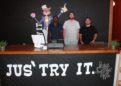Trio opens up new business