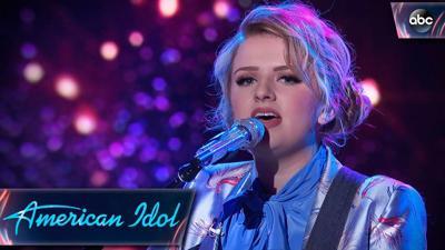 Maddie Poppe on American Idol