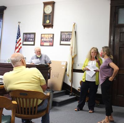 County board (copy)