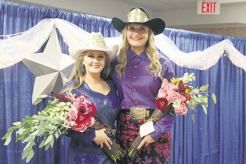 Newly crowned cowgirls (copy)
