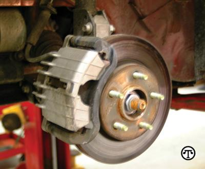 Give Your Car A Brake