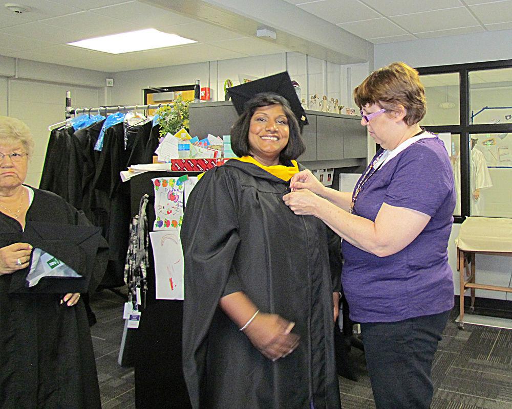 School board prepares for ceremony