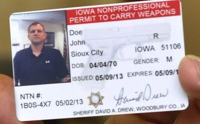 Iowa sees increase in concealed carry permits | News