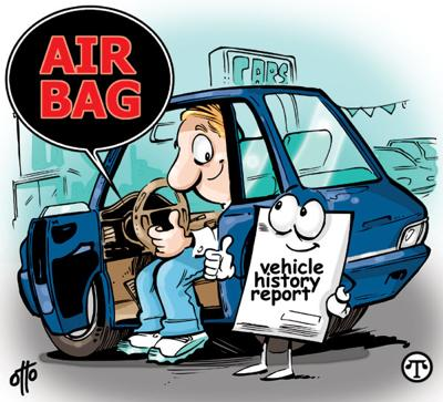 Airbag Fraud: Danger Behind The Wheel