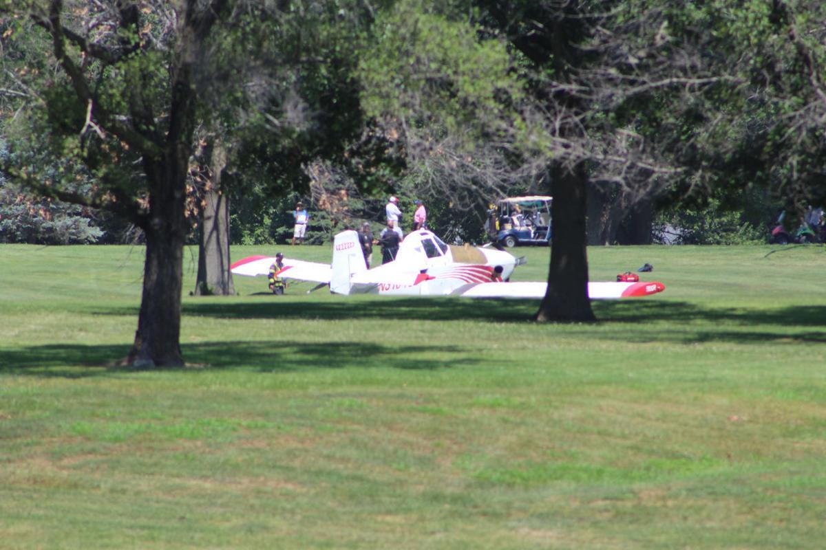 plane down 1