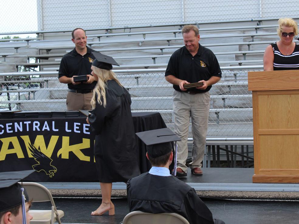 Central Lee graduate (copy)