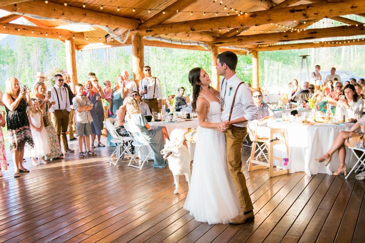 Glacier Wedding Photographer | Glacier Outdoor Center, Montana