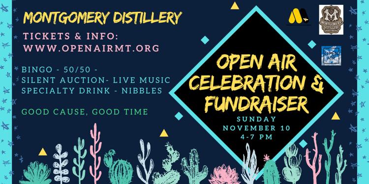 Open AIR Celebration & Fundraiser