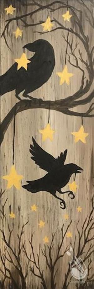 Rustic Ravens