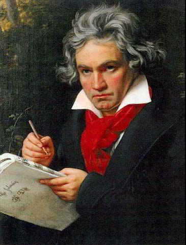 Beethoven, featured composer