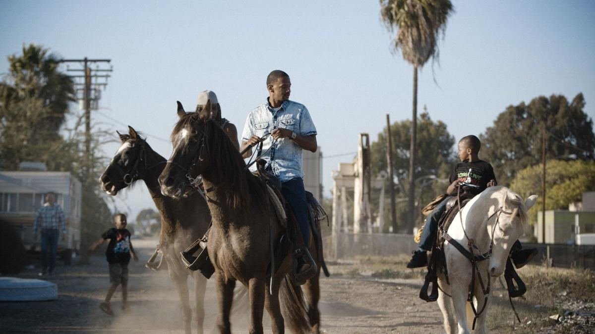 'Fire on the Hill: The Cowboys of South Central L.A.'