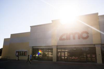 AMC theater opens