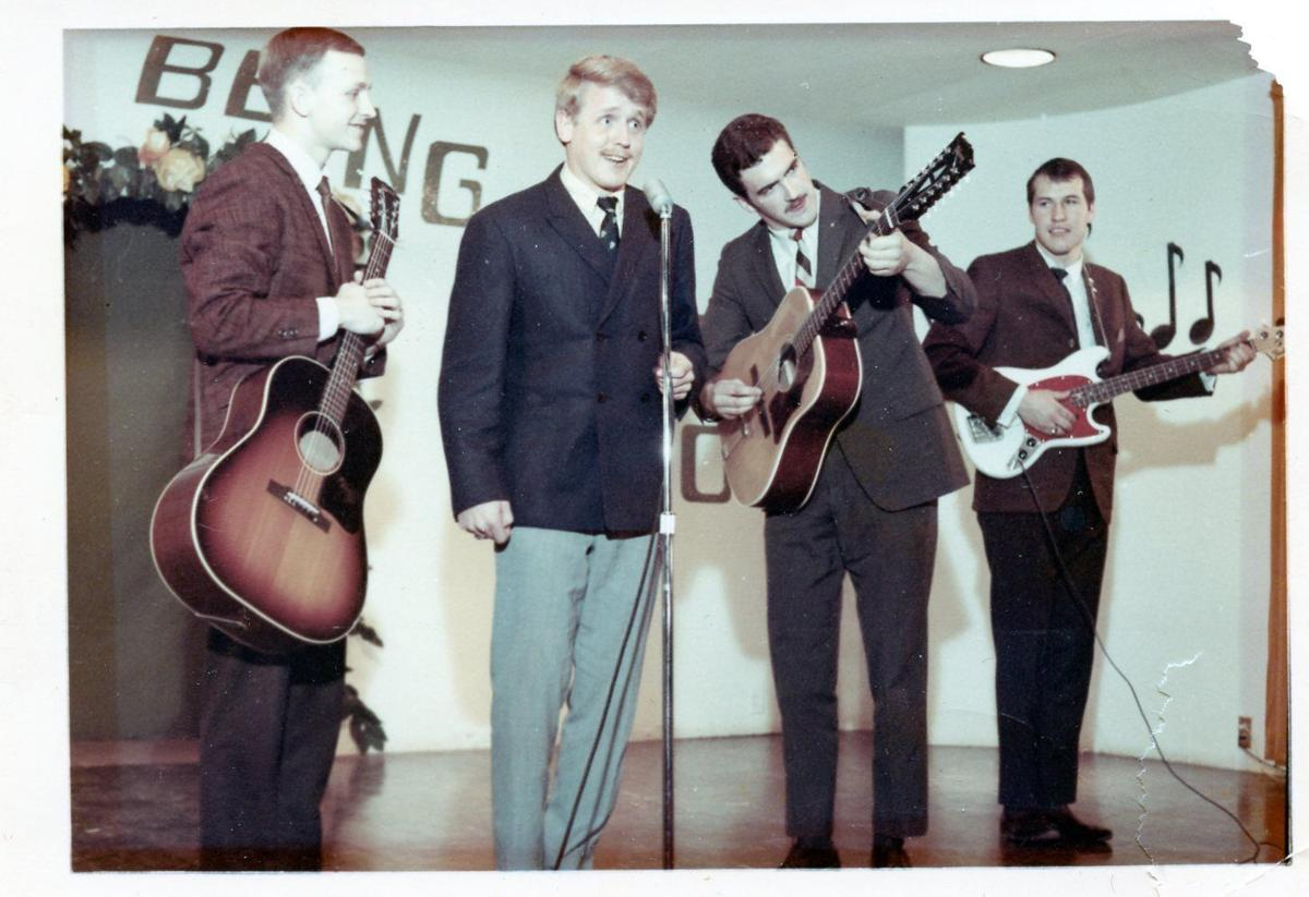 The New Big Sky Singers in 1967
