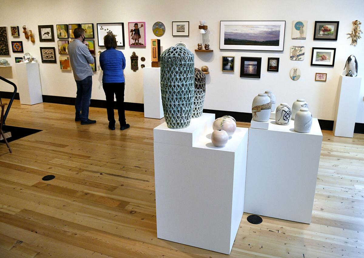 Radius Gallery Show 1