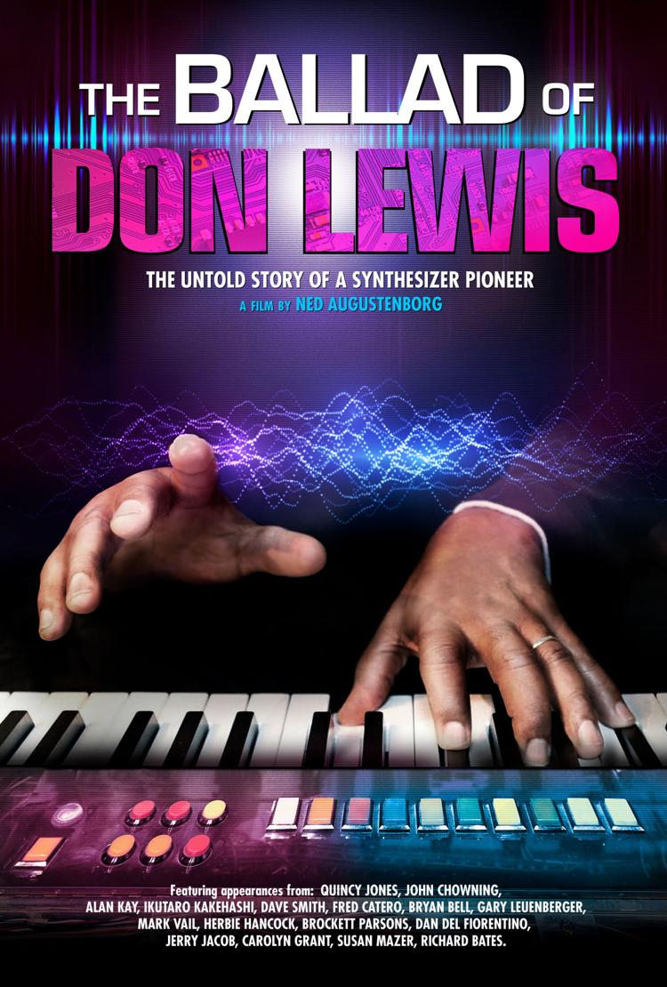 Documentary Sneak Preview — The Ballad of Don Lewis: The Untold Story of a Synthesizer Pioneer