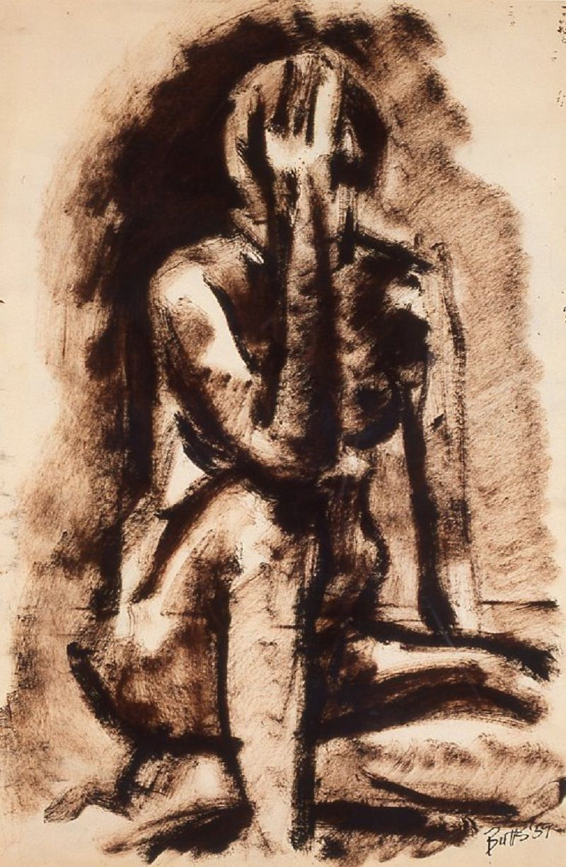 Untitled (figure)