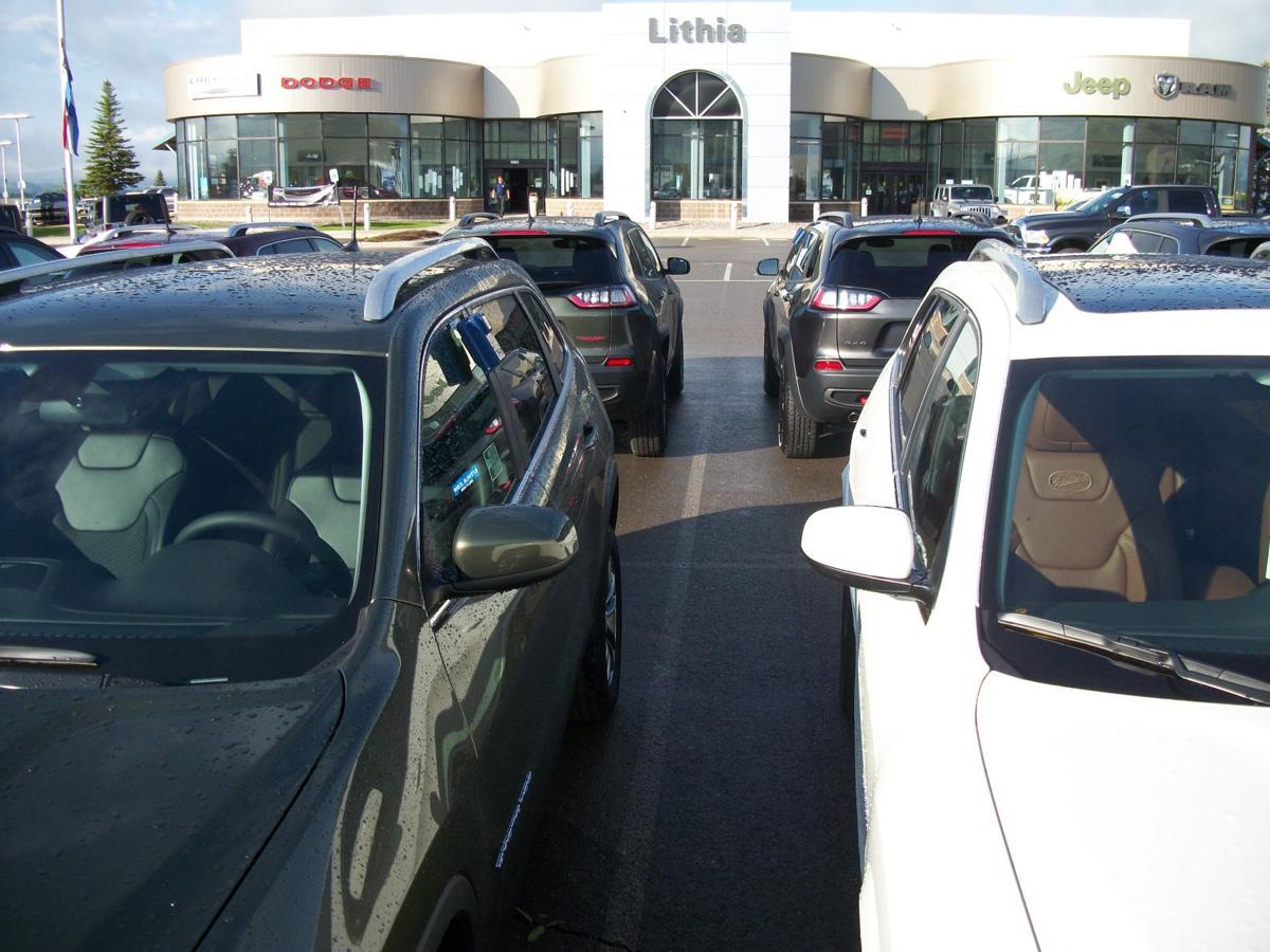 Lithia Dodge Missoula >> A New Life Calls For New Wheels Missoula Com