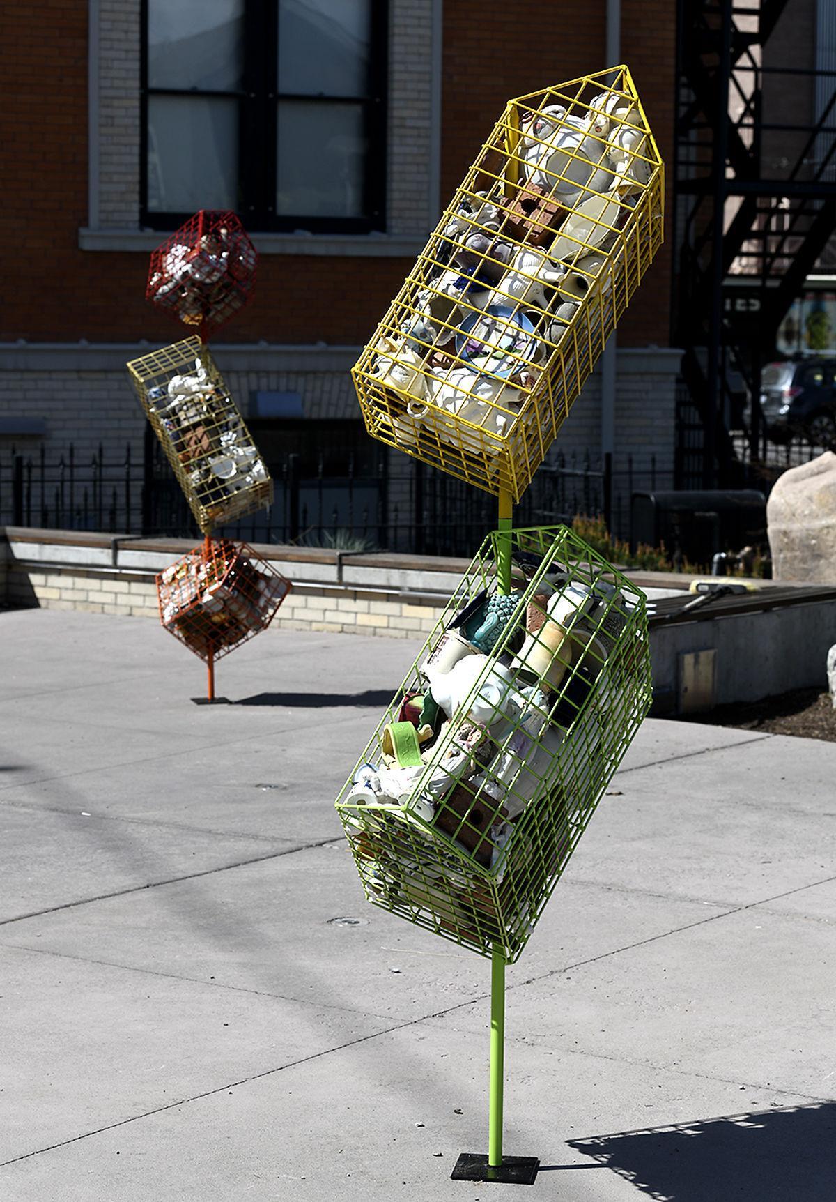 Robert Harrison Sculpture 2