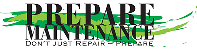 Prepare Maintenance