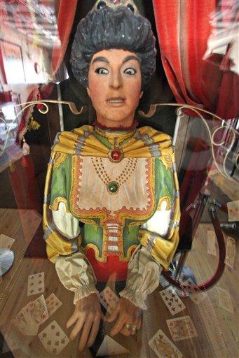 Virginia City fortune teller