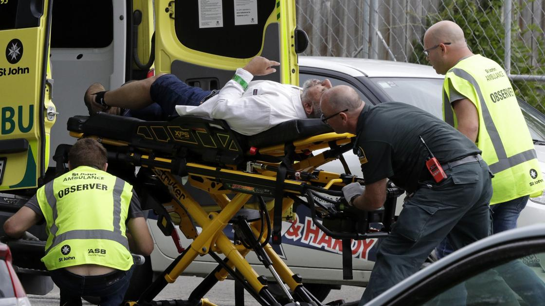 Photos: Mass shooting at mosque in New Zealand | | missoulian com