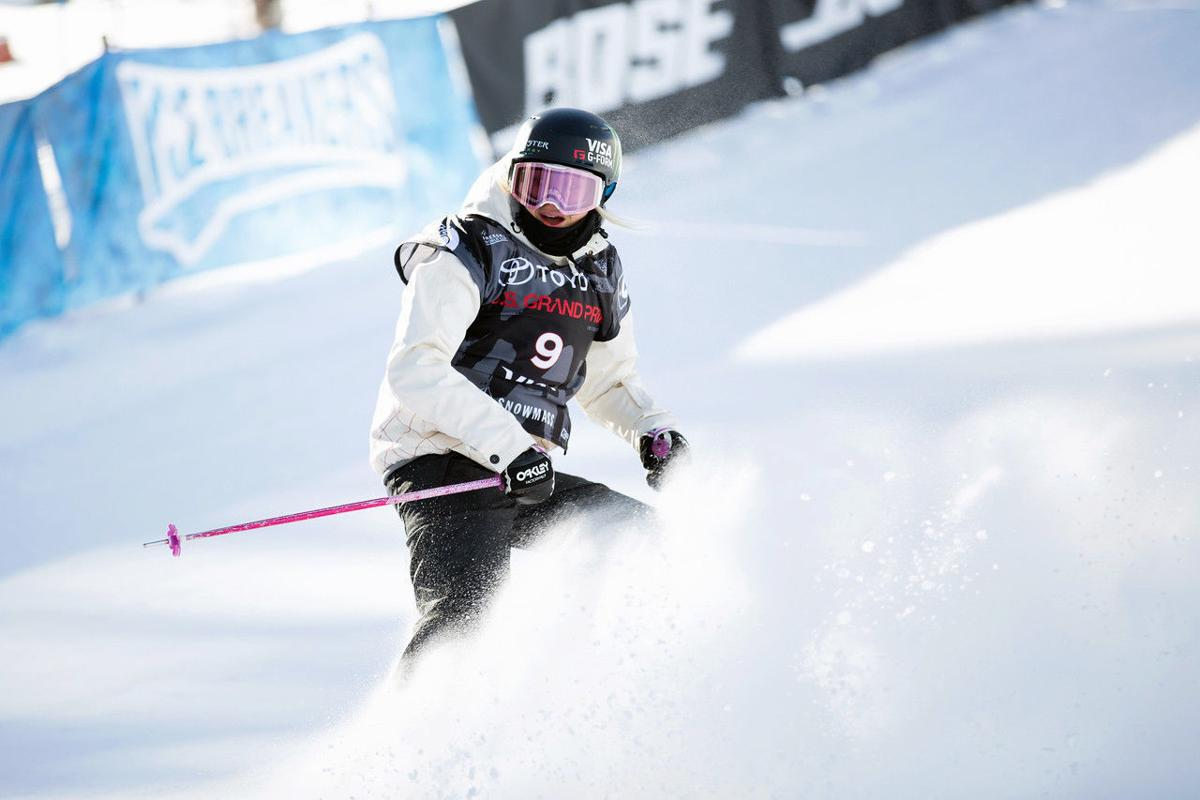 Maggie Voisin makes her second Olympic team