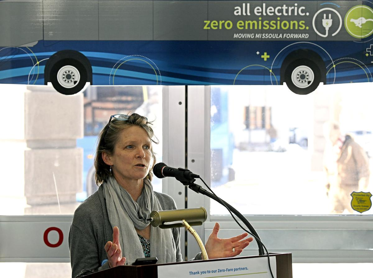 Electric Bus Announcement