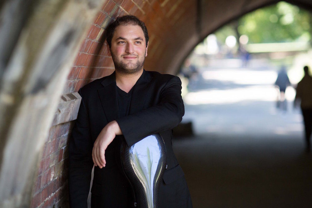 String Orchestra Of The Rockies Opens New Season With Celebrated