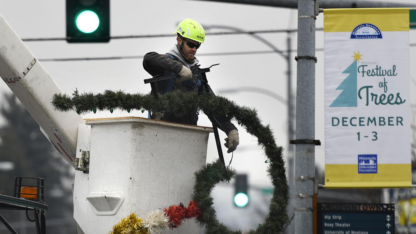 Christmas December Missoula 2020 Roxy Feature Photo: Christmas decorations go up across Missoula | Local