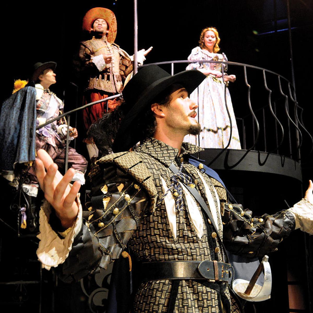Um Drama Season Kicks Off With Classic Cyrano Arts Theatre Missoulian Com
