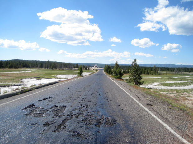 071114 ynp melted road 1.jpg