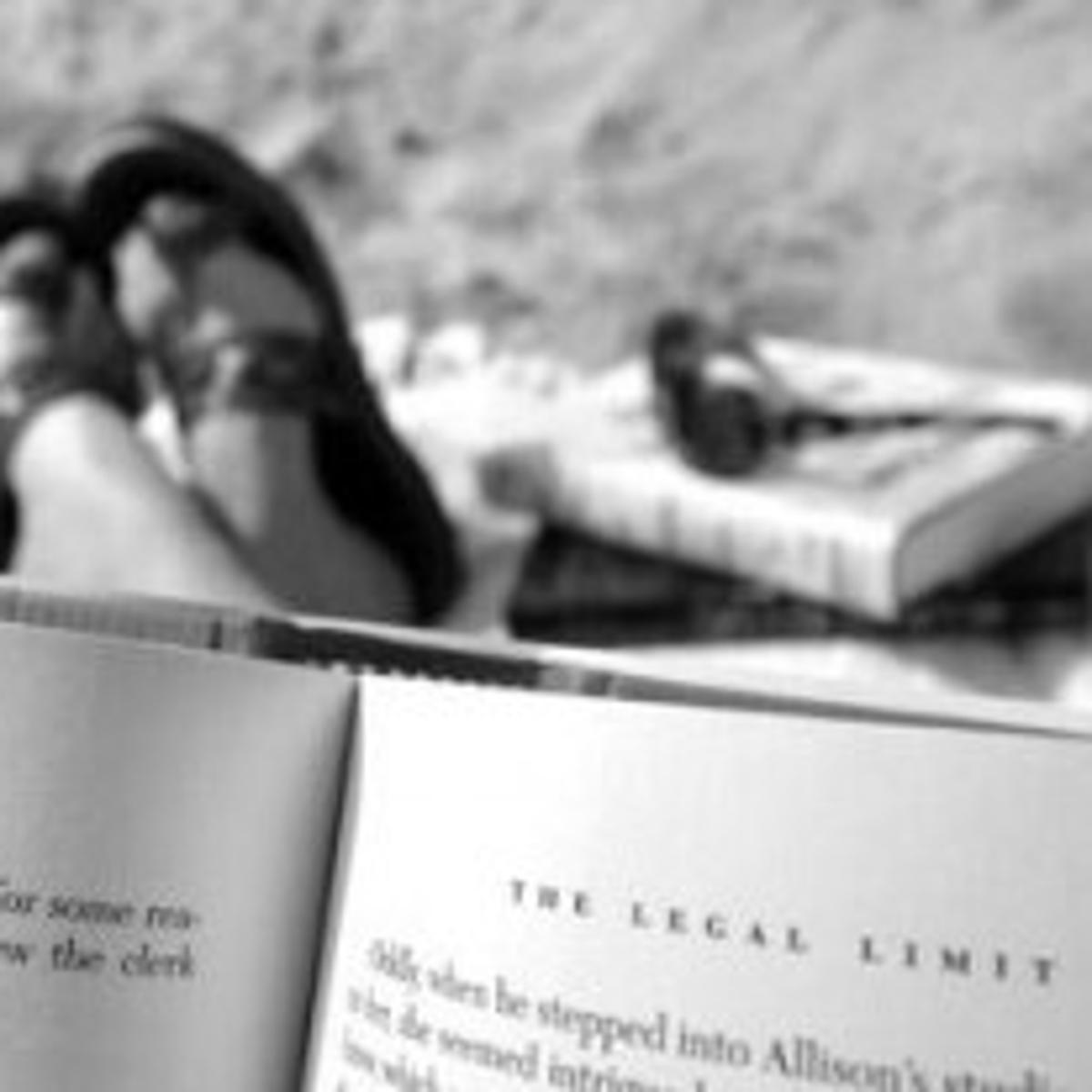 HOT DAYS, COOL READING - Summer season has bounty of page