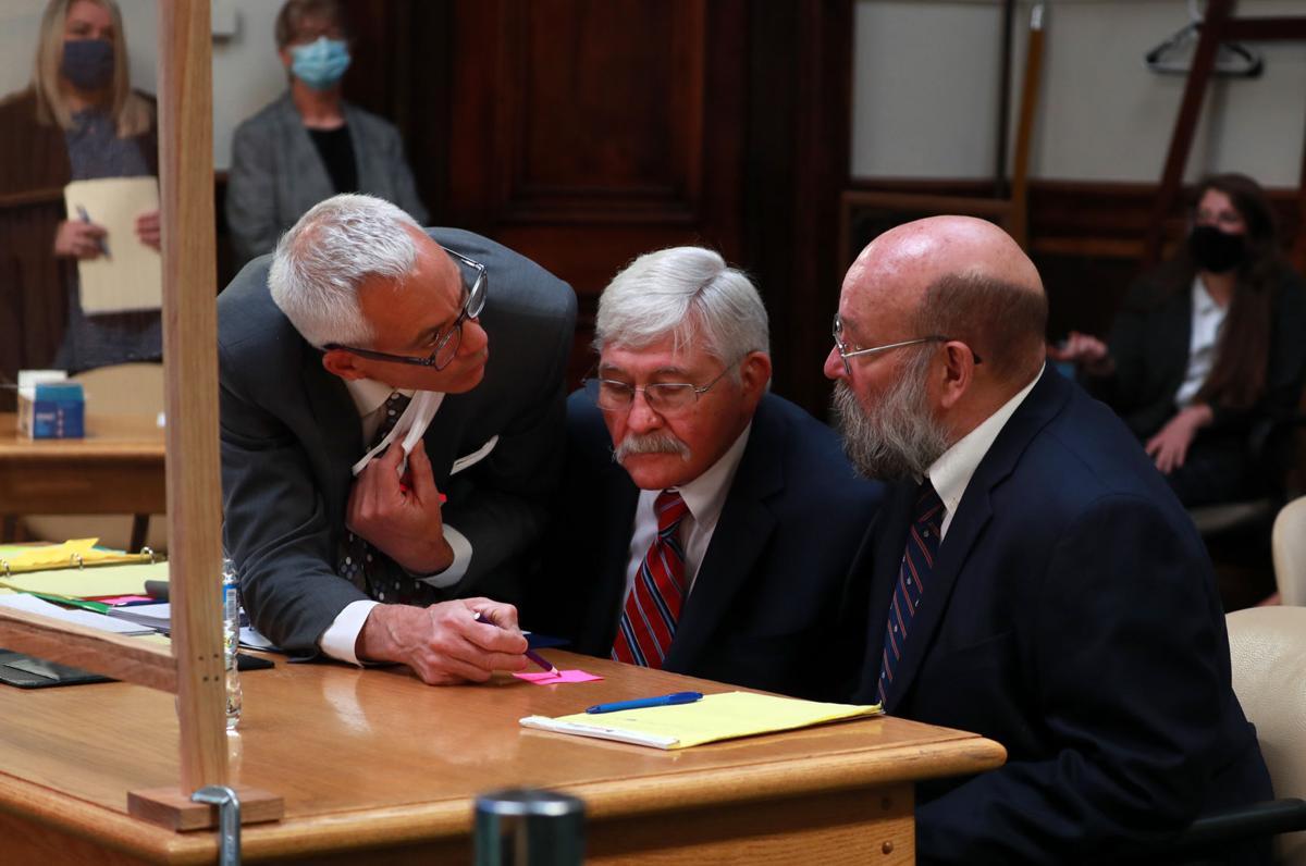 Lloyd Barrus trial begins in Butte