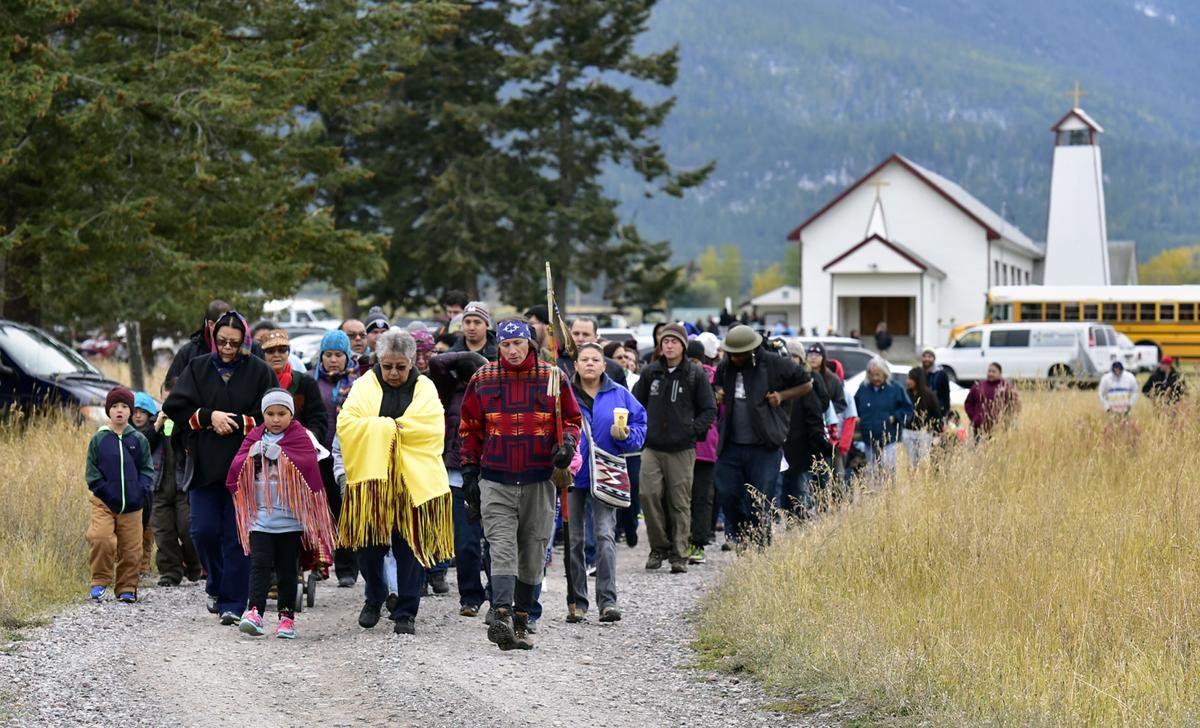Trail of Tears' takes Salish back to their Bitterroot