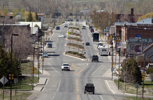 Boulder's Main Street