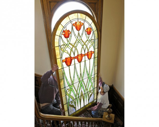 101112 stained glass one