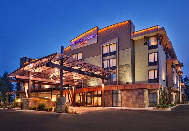 Springhill Suites, Coeur d'Alene, Idaho