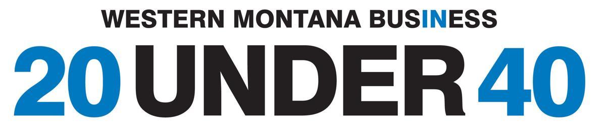 20 Under 40 logo