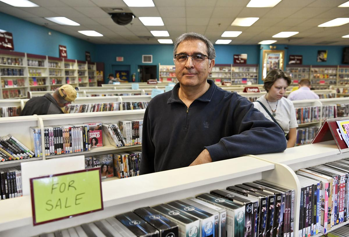 video rental system project proposal
