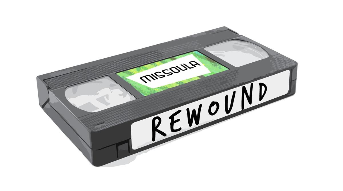 Missoula Rewound logo green