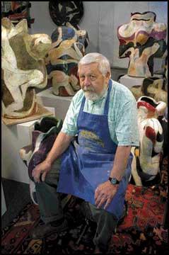 Rudy Autio, 1926-2007 / Ceramic artist, icon left trailblazing legacy