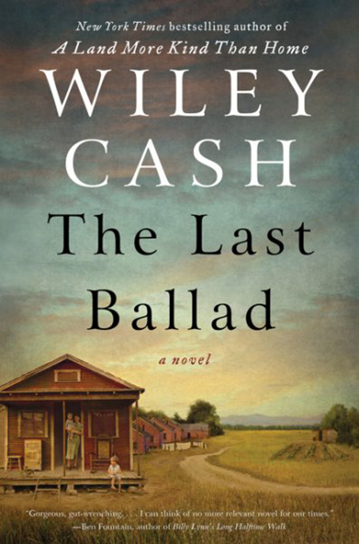 BOOKS BOOK-LASTBALLAD-REVIEW CH