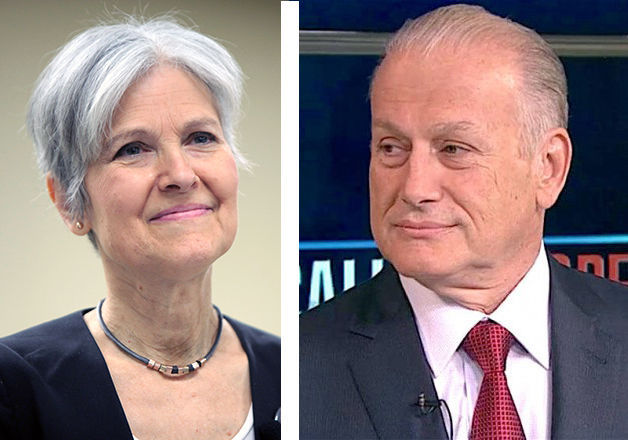 Montana Adds Stein De La Fuente To Presidential Ballot State Regional Missoulian Com