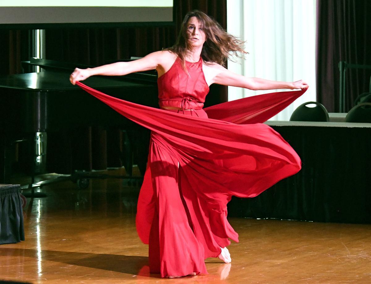 Dance Panel 2