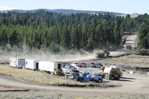 Work underway in first phase of Black Butte Copper Project