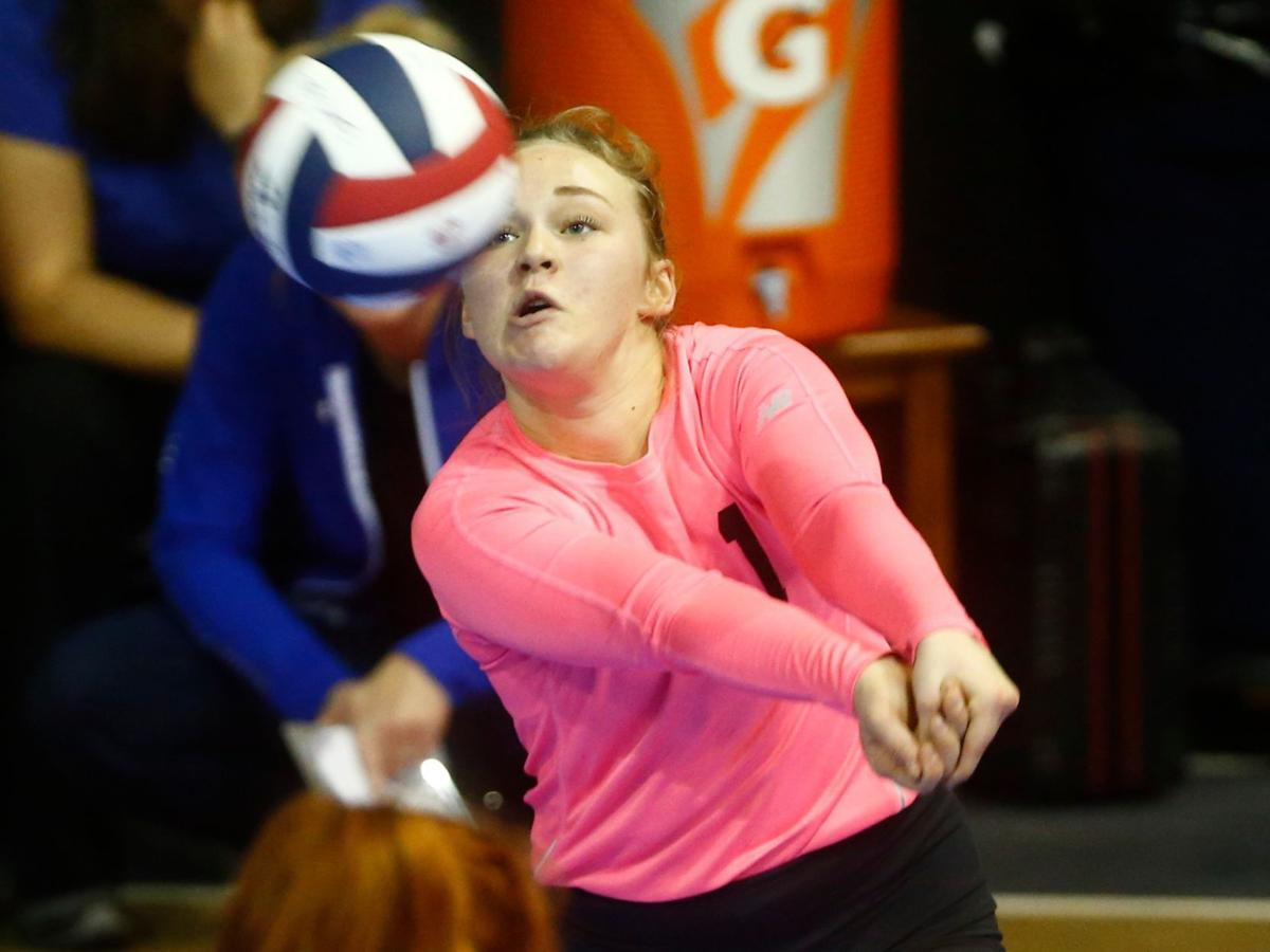 State All-Class Volleyball Tournament