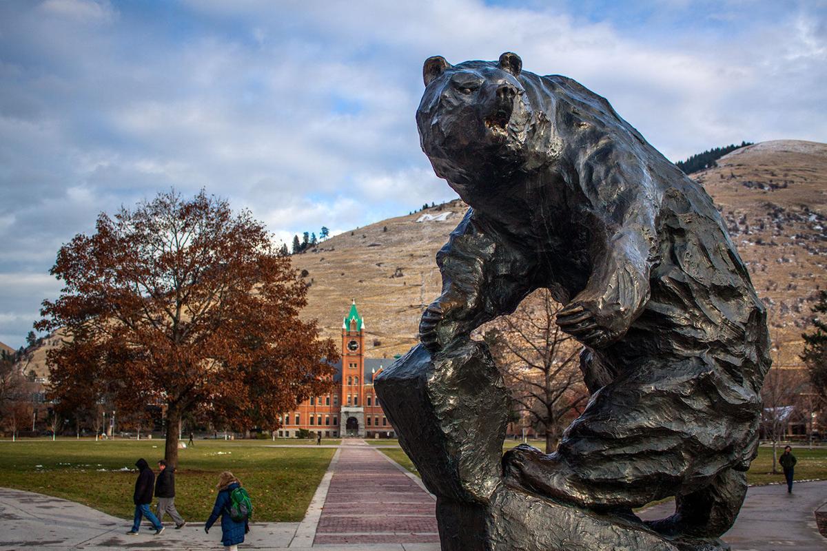 University of Montana campus UM (copy)