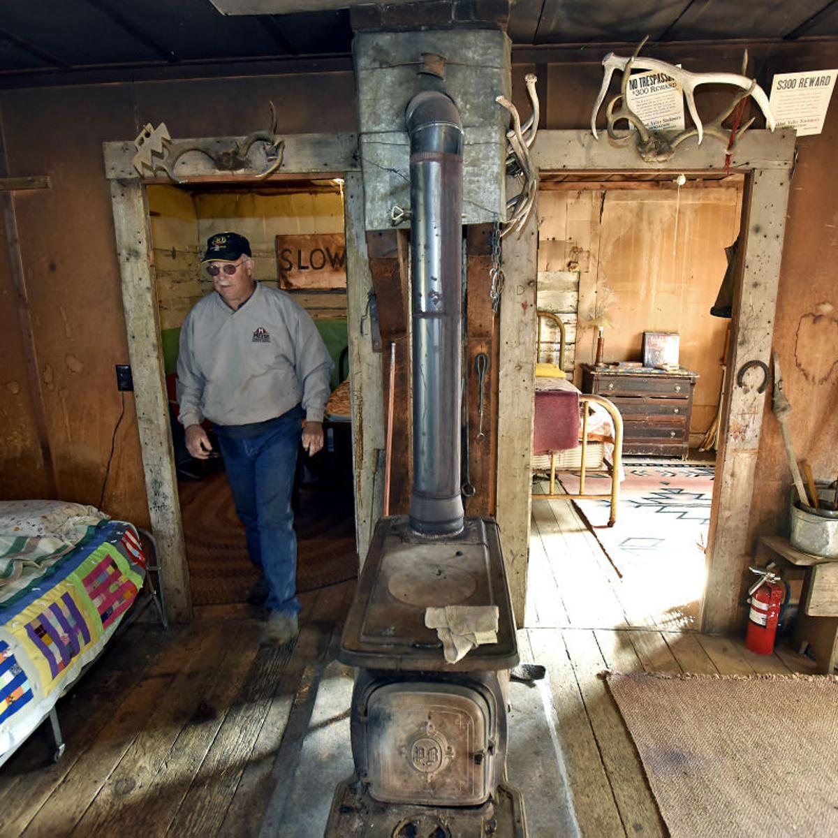 Bob Geary has historic Helmville ranch standing tall after